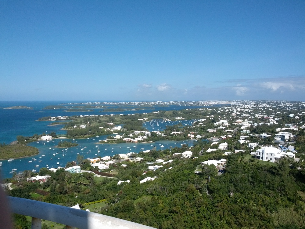 Bermuda Harbor 2013