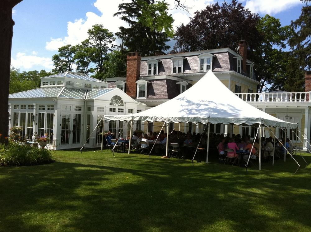 Zibby's Garden - June 2012