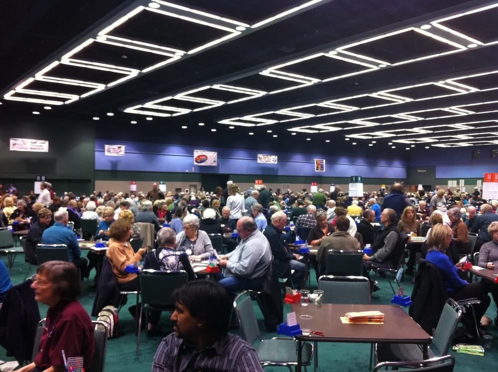 Seattle NABC - November 2011