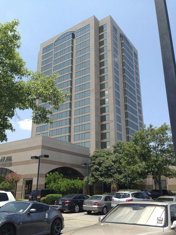 San Antonio site hotel