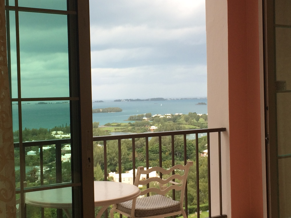 View from the Room, Bermuda