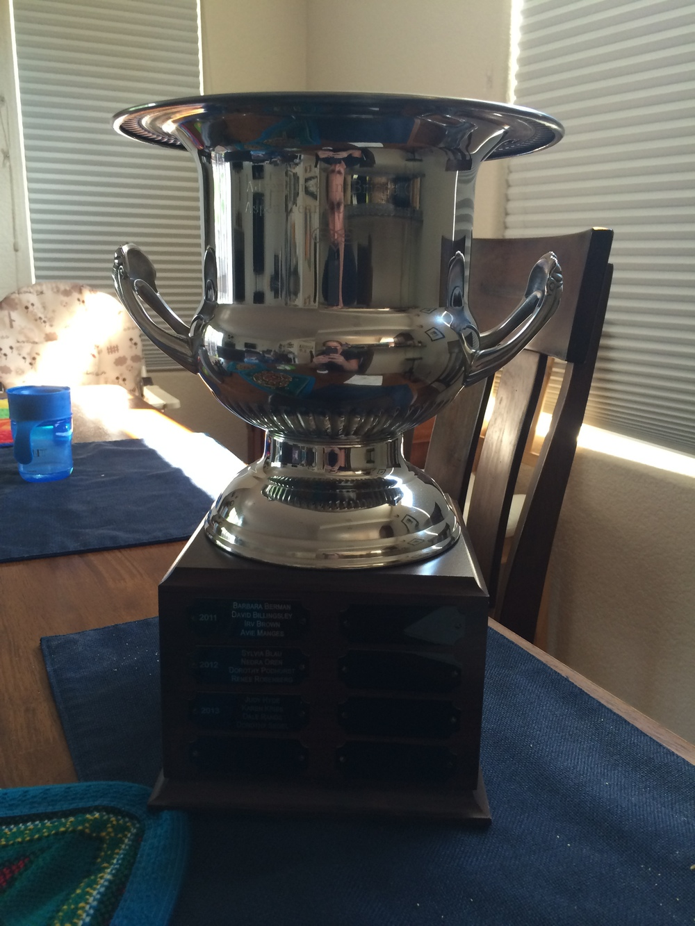 Aspen Team Championship Cup