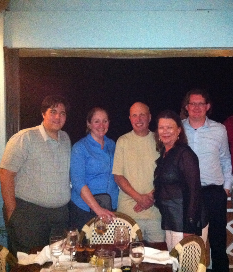 AiB Key West retreat - Adam K, Theri, Dale, Avi, Robert, McKenzie Nov 11.JPG