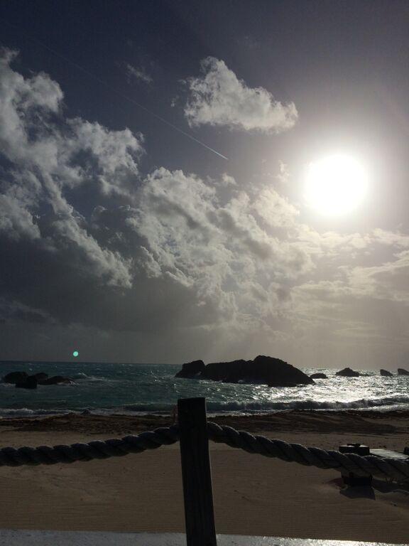 Bermuda Beach, January 2015