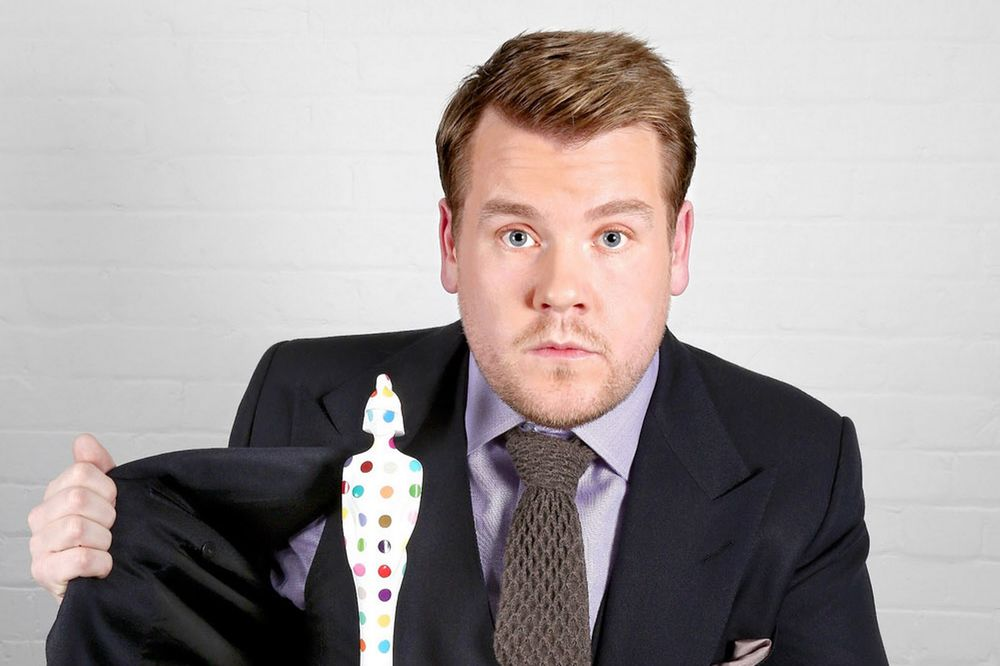 Who is James Corden?