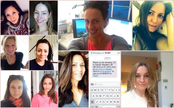 Have Been Showing Us Through The Nomakeupselfie Trend It Has An Exciting Week And We Would