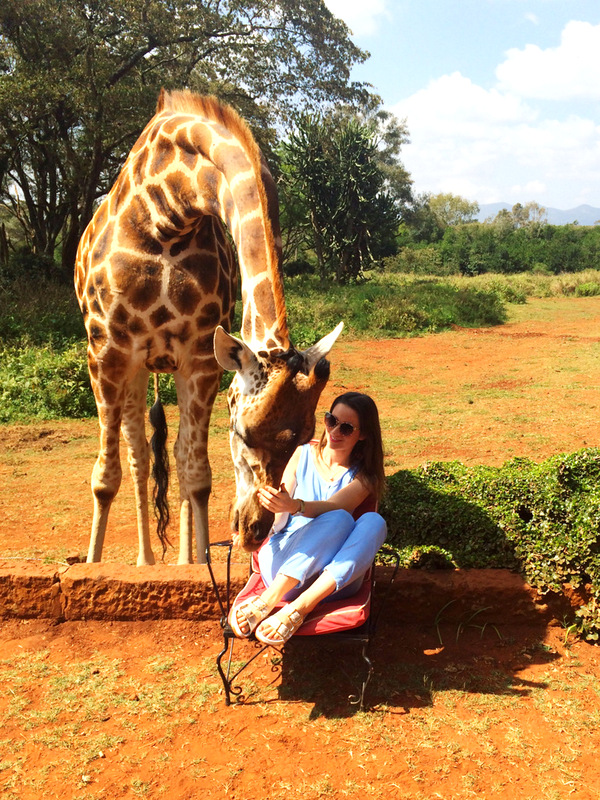 TLC Vacation: Giraffe Manor, Nairobi, Kenya