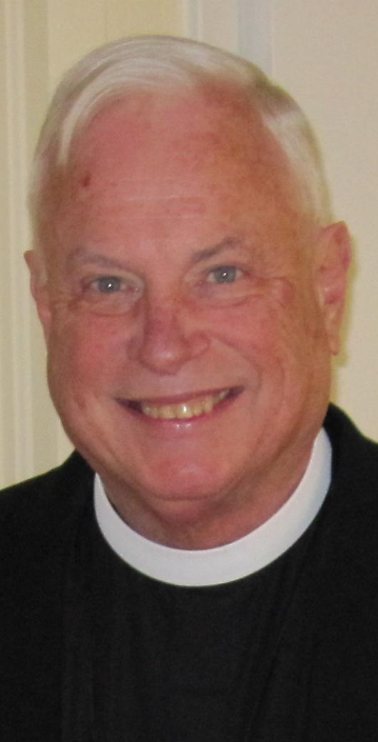 Fr. Fred Lindstrom
