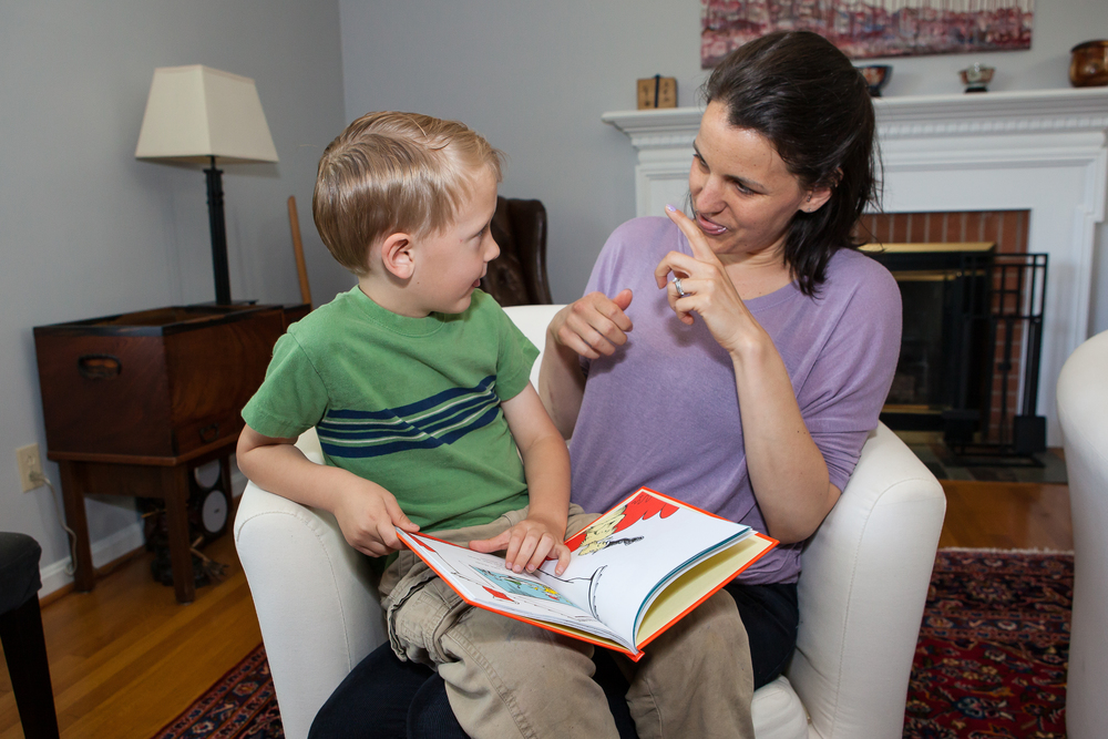 How do deaf children learn sign language? | Yahoo Answers