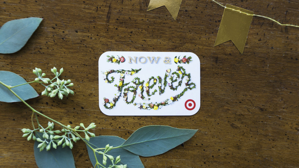 Target Gift Cards Ashley Hohnstein