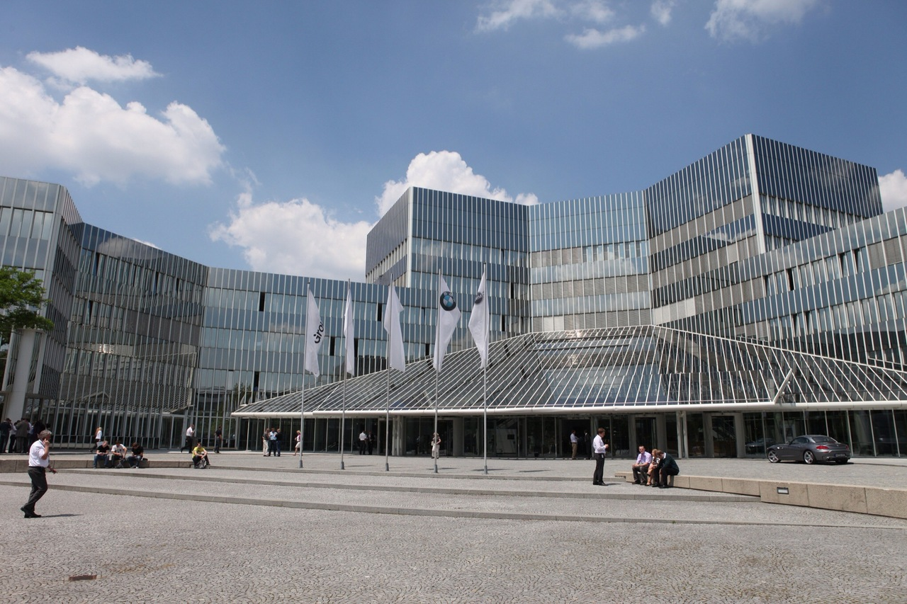 BMW's R&D Headquarters — AKA The FIZ