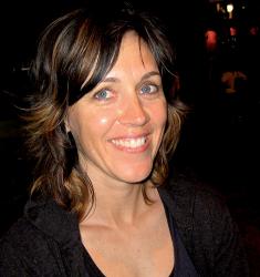 Artivist Chantal Bilodeau