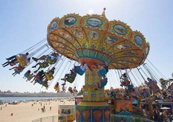 Photo courtesy of Santa Cruz Beach Boardwalk