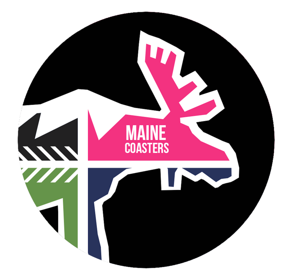 Maine Coasters & Bio Boards - A unique, sustainable method for creating drink coasters in the state of Maine. Click the pic to read up and be sure to follow on IG @mainebeercoasters!