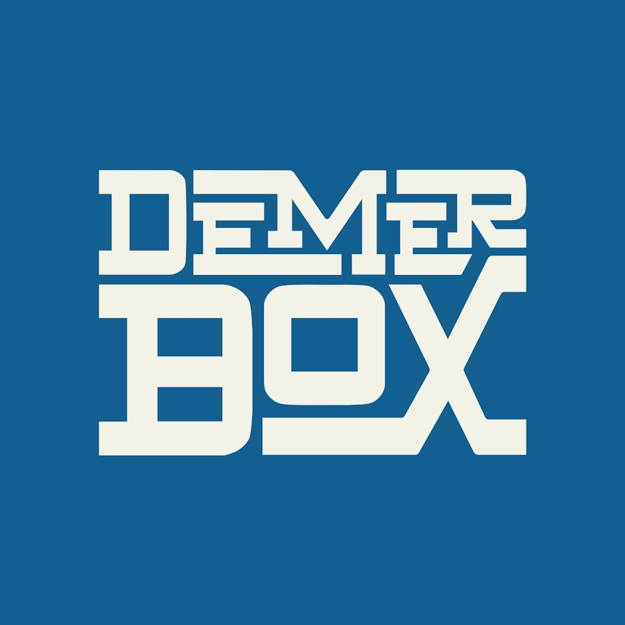 "DemerBox! - Founded by James Demer (still very much involved) in Portland, Maine, a few years back, DemerBox now lives in Georgia, under the ever-popular Zac Brown Band.This speaker box kept me going through a long, hot, exhausting summer, building out my ""skoolie""! DemerBox puts out some serious sound, built and balanced by dudes who know wtf they're doing :) So stoked to be working with them!"