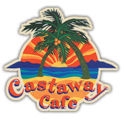 Image result for Castaways Cafe In Lahaina  logo