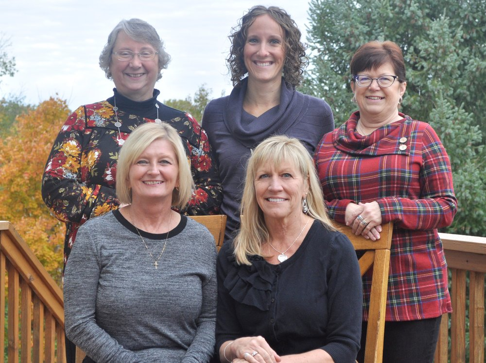 Weaving Grace Ministries is led a group of women from the Logan County Community.