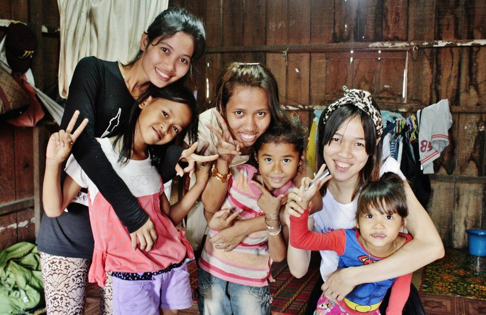"Some of the marginalized young Christians in the Alongsiders movement who take on one of their vulnerable neighbors as a ""little brother"" or ""little sister"""