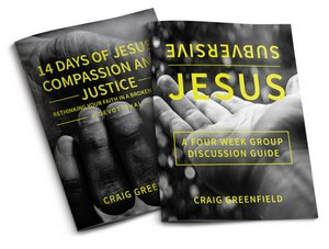 Get these free from Zondervan when you buy Subversive Jesus before April 25th. Nice!