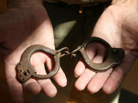 These handcuffs were used to restrain native American children placed in residential schools