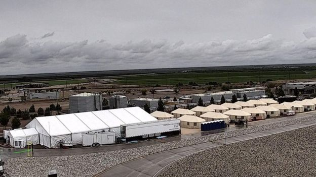 A Texas-based internment camp - the latest incarnation of our pattern of removing children from families
