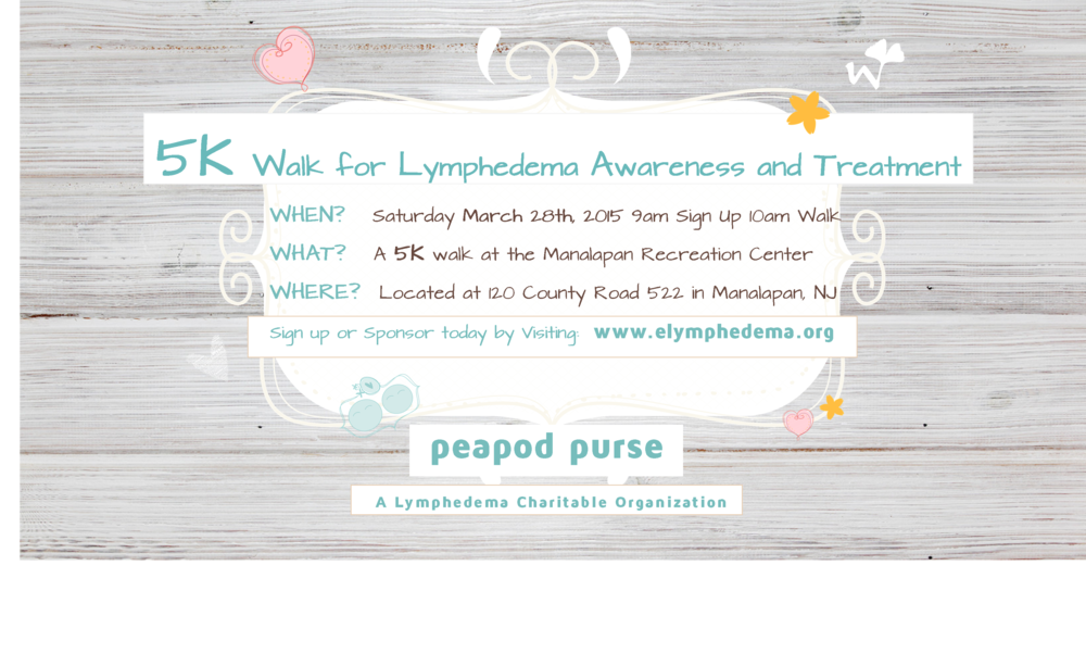 Lymphedema Charity Walk 2015
