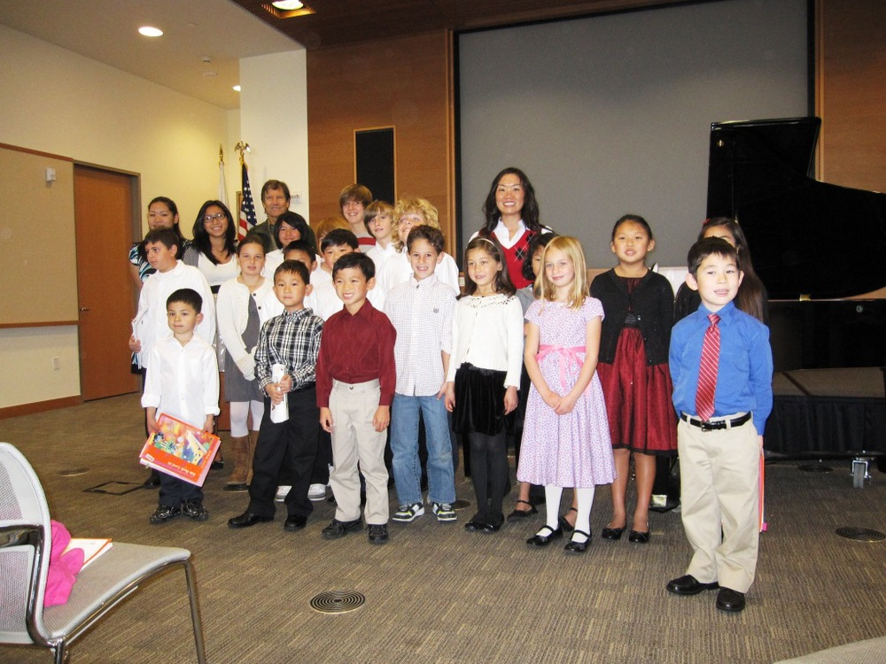 Soong Piano Studio 2009 Recital
