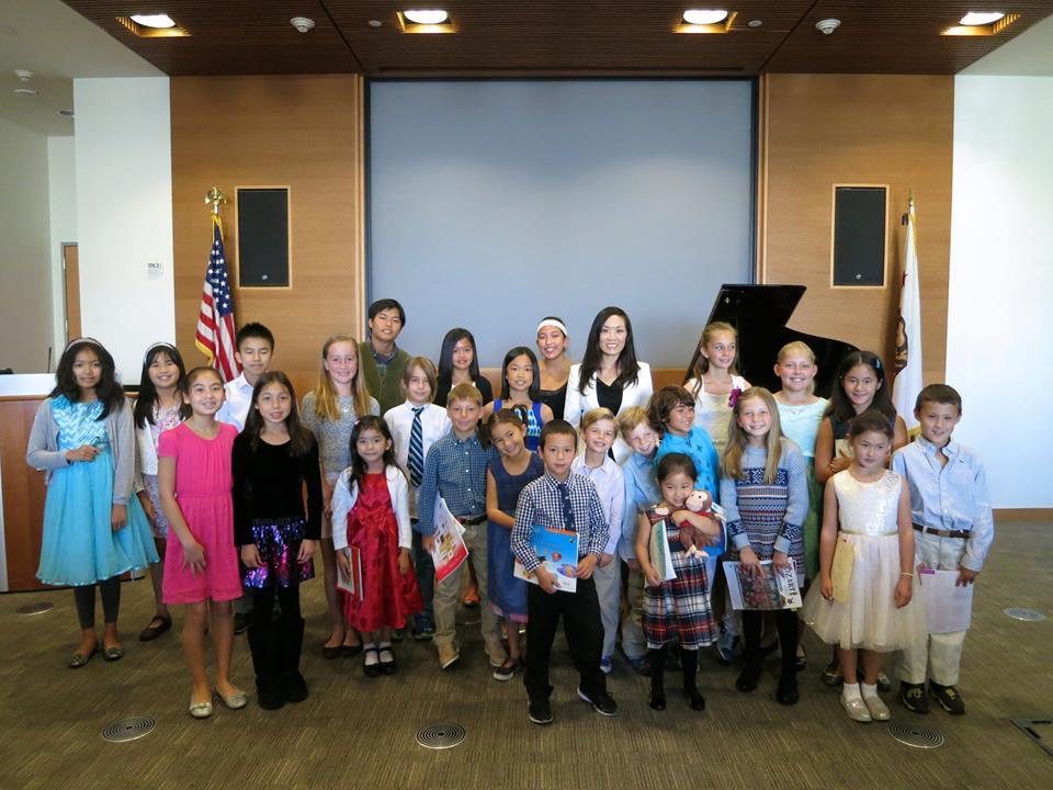 Soong Piano Studio 2015 Recital
