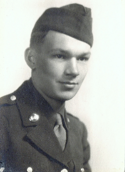 Walter Stollen, Army Corps of Engineers (Circa 1940).