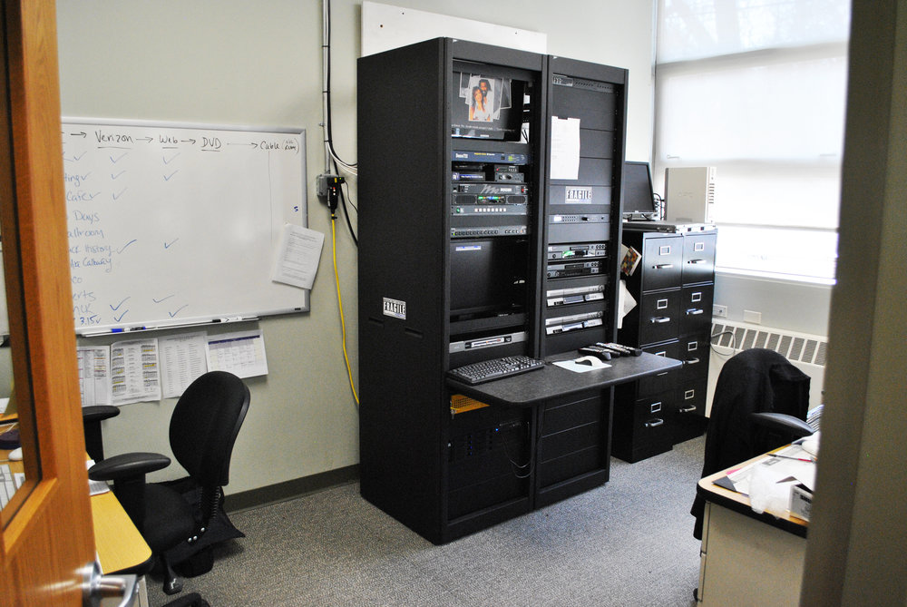 After: Broadcast Operations & Staff Office
