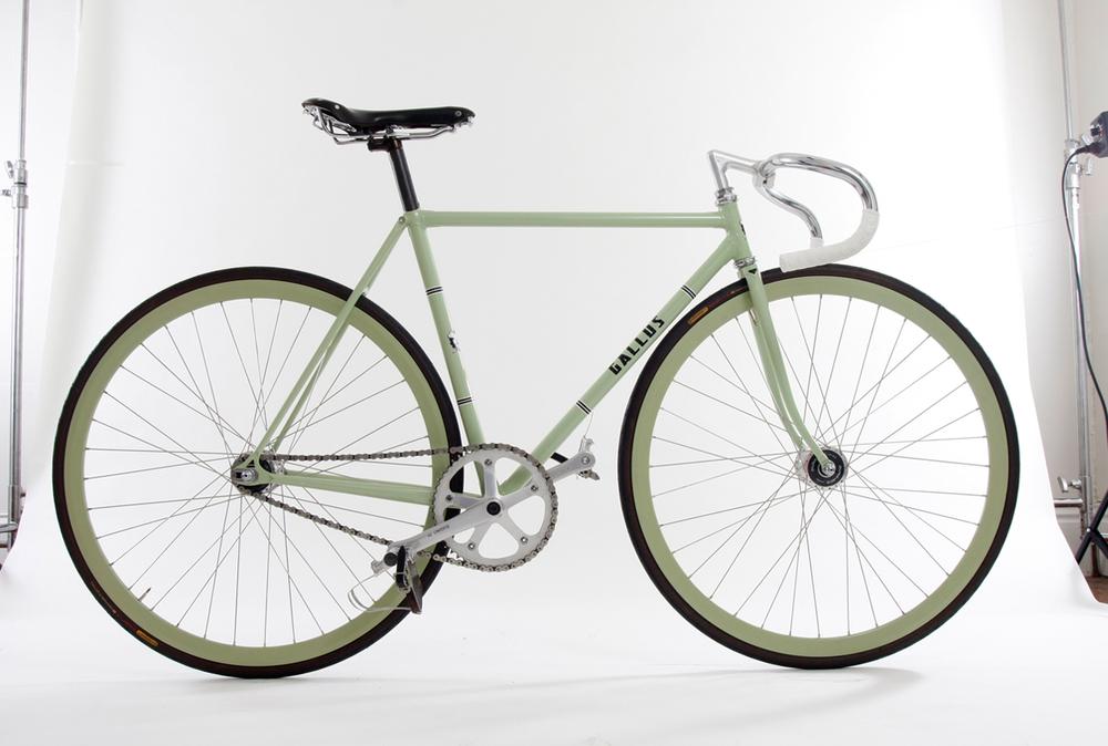 The Track Bike