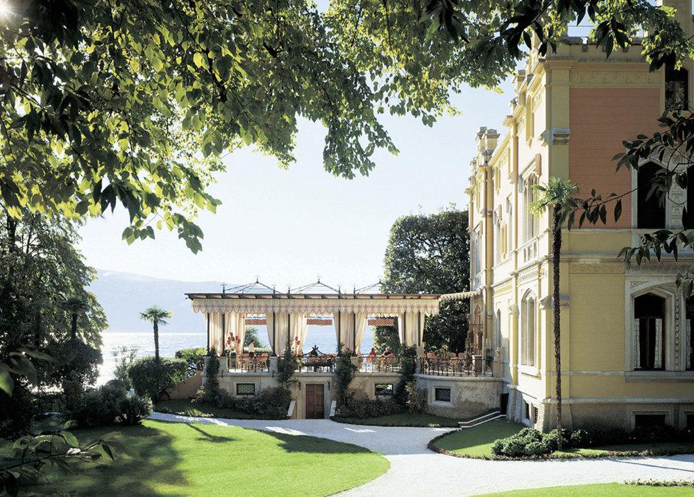 Grand Hotel a Villa Feltrinelli, Gargano