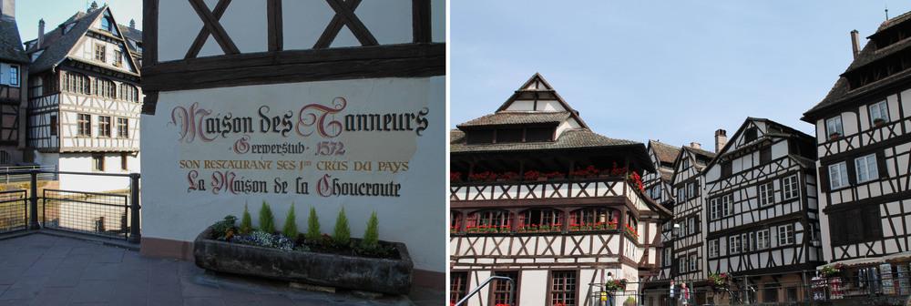 Maison des Tanneurs, Strasbourg
