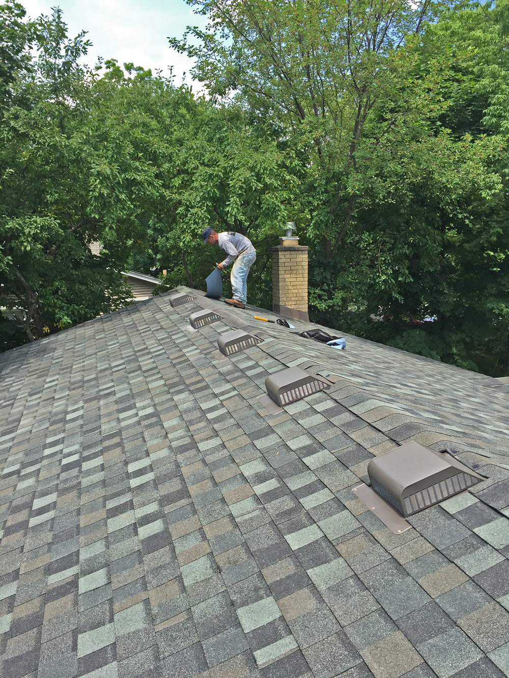 Saunders Roofing Amp Dominion Roofing Roof Repairs