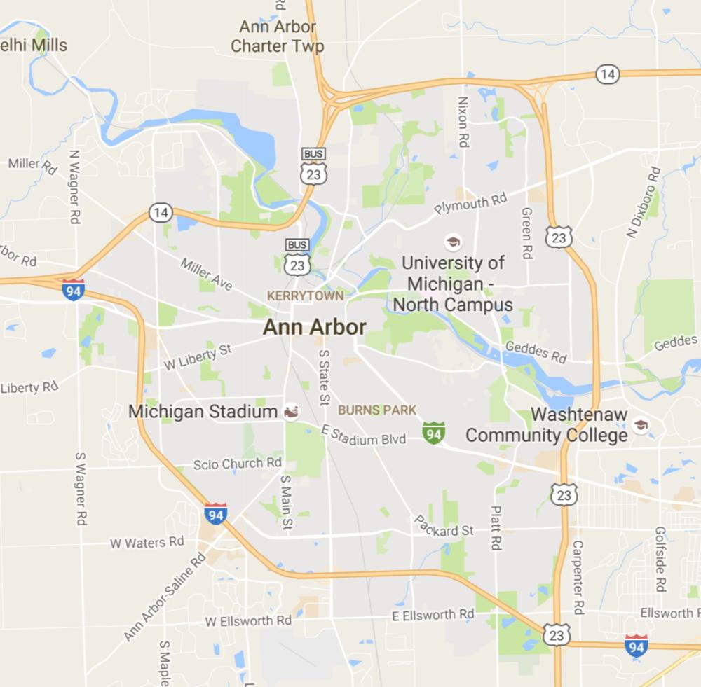 Ann Arbor Area