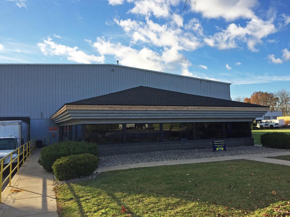 Commercial Building - Ann Arbor, MI