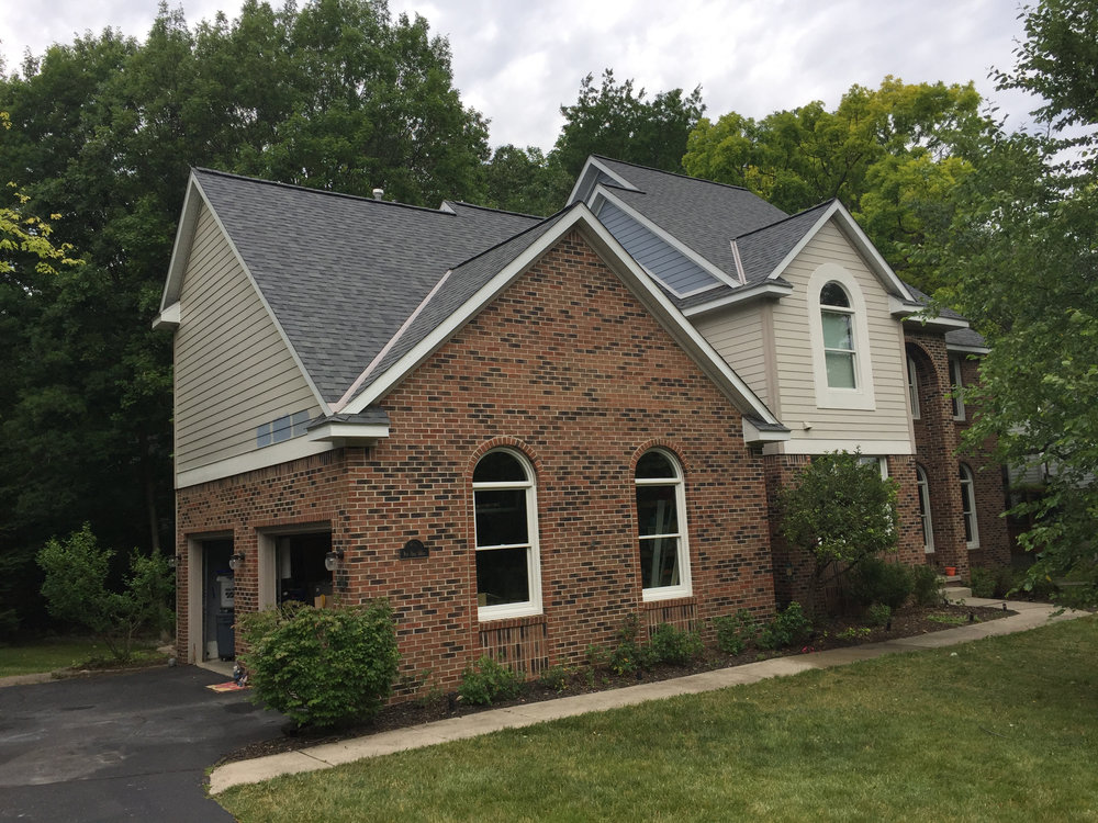 Owens Corning Duration Estate Gray