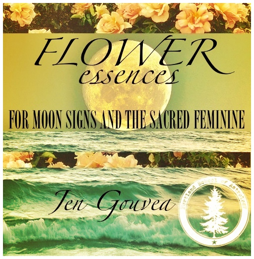 Flower Essences for Moon Signs and the Sacred Feminine