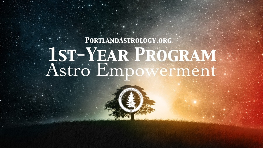 Embody Astrology in the 1st-Year Program through the 4-Elements: Fire, Earth, Air and Water. Come study with us!