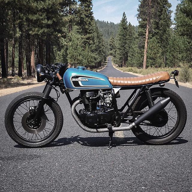 We are selling one of our bikes. Justin rebuilt this thing piece by piece and it runs like a champ. Lots of blood, sweat, and beers went into building this puppy... If you are interested shoot him a message @pata_de_cuervo ! - 1975 Honda CB360 - 9,500 original miles for $4,500 OBO The bike is In Central Oregon but we are always down for a road trip...#cb360 #bloodsweatandbeers #pnw #motorcycle #honda #vintagebike #portland #seeseeriders