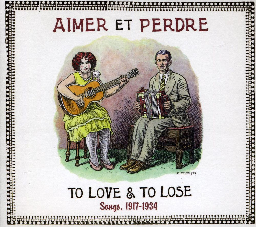 Aimer Et Perdre: To Love & To Lose Songs, 1917-1934  [2CD 4LP Box Set]