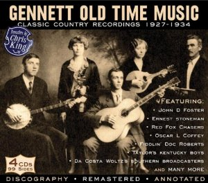 23 Gennett Old Time Music Chris King.png