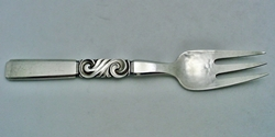 Georg Jensen Scroll/Saga Designed in 1927 by   Johan Rohde
