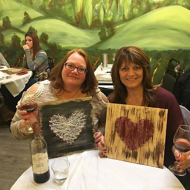 #Repost @contemporary_artspace ・・・ Join us tomorrow at 6:30 PM for string art or Saturday at 12:30 @foxwinery sign up here https://www.spreadartsohio.com/https/appacuityschedulingcom/schedulephpowner15101211/?view=calendar&month=February-2018