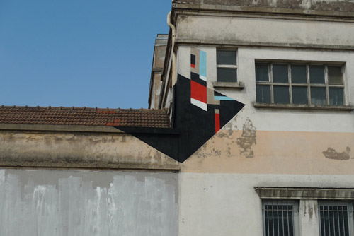 from Lyon >> Nelio : street artist