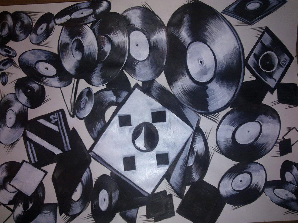 Daniel Tippett >>> DT | artist / DJ