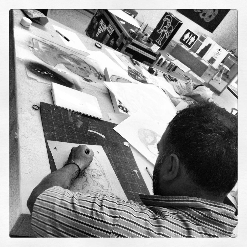 ARTIVIST : project schedule 2013