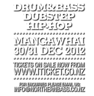 Northern Bass / NYE 2012 / Mangawhai