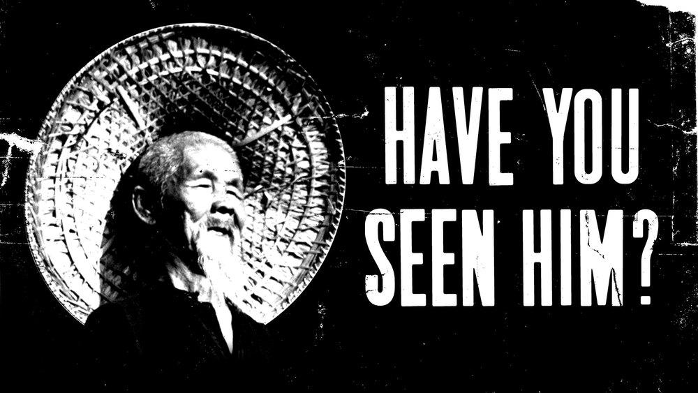 Have You Seen Chin?!? #BONESBRIGADE