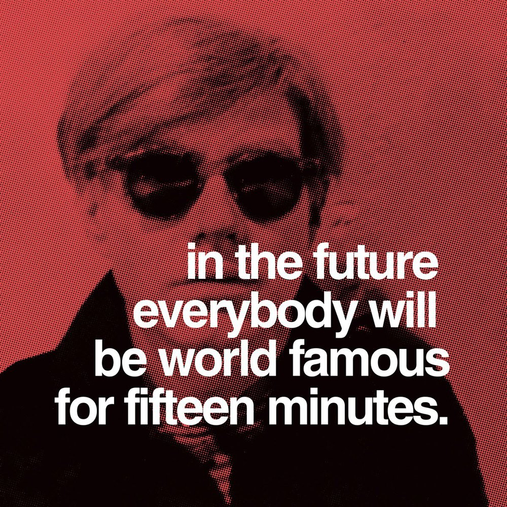 "Andy Warhol - ""the business"""